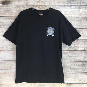 Vintage Harley Davidson Hawaii  T-Shirt 1998 Men L